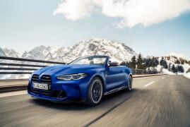 BMW M4 Cabrio | News