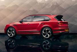 Bentley Bentayga S | News