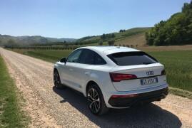 Audi Q5 Sportback | Preview Drive
