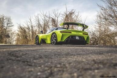 Dallara Stradale | Test Drive