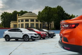 Renault Arkana E-Tech | Preview Drive