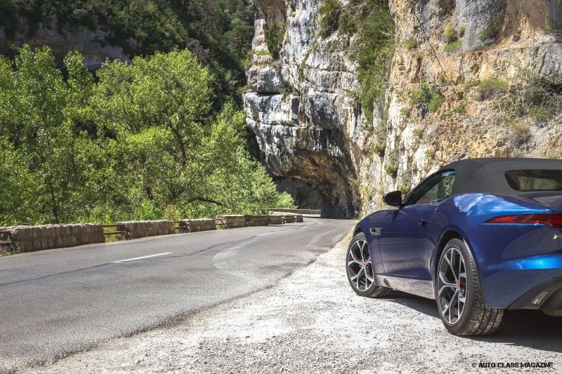 Jaguar F-Type Convertible Auto Class Magazine _006