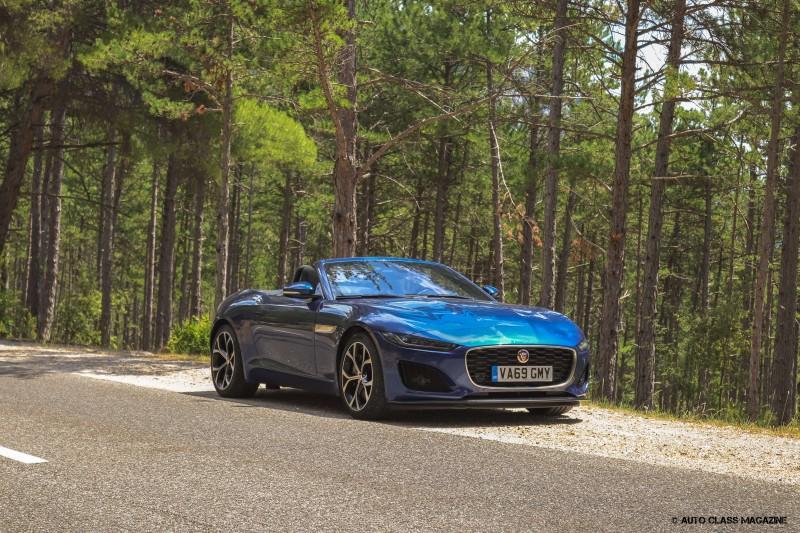 Jaguar F-Type Convertible Auto Class Magazine _025