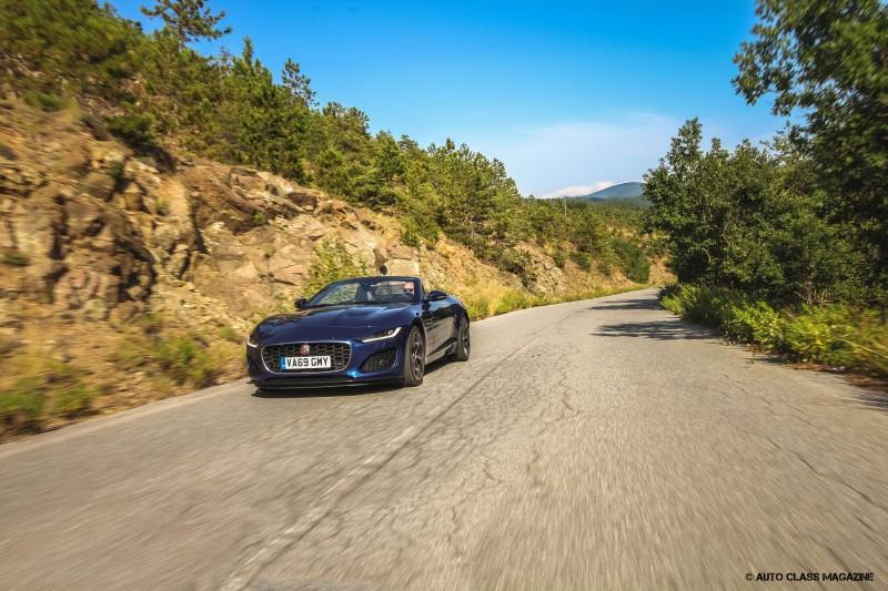 Jaguar F-Type Convertible Auto Class Magazine _058
