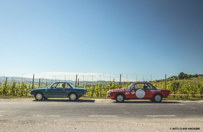 Lancia Fulvia HF Auto Class Magazine _001