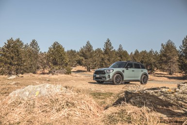 MINI Countryman Cooper SD All4 | Test Drive