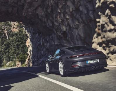 Porsche 911 GT3 Touring Package | News