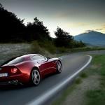 061025_AR_8C_01_1024 Auto Class Magazine Alfa Romeo 8C Competizione