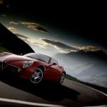 061025_AR_8C_02_1024 Auto Class Magazine Alfa Romeo 8C Competizione