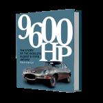 9600 HP-cover Auto Class Magazine 9600 HP Jaguar E-Type Porter Press book