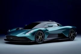 Aston Martin Valhalla | News