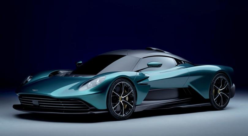 Aston Martin Valhalla   News