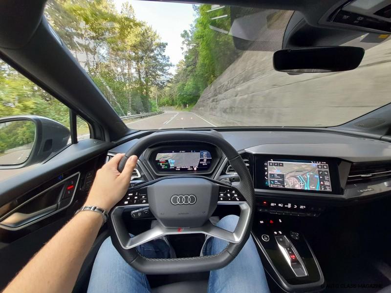 Audi Q4 50 e-tron quattro Auto Class Magazine _027