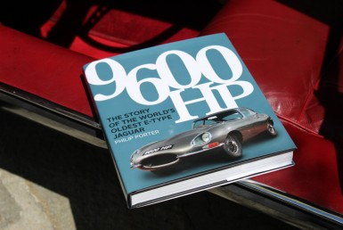 9600 HP – The Book Of Oldest Jaguar E-Type