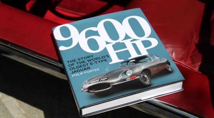 9600 HP – Il Libro Sulla Prima Jaguar E-Type