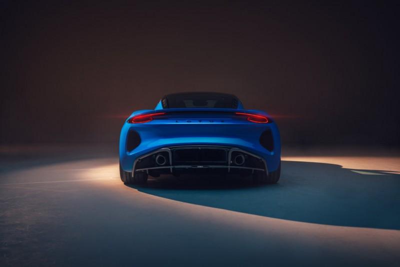Lotus-Emira-Centre-Rear-2 Auto Class Magazine