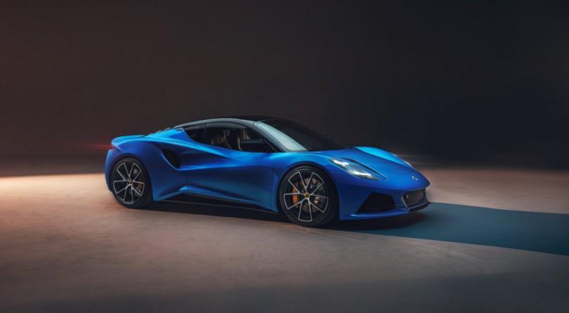 Lotus Emira | News