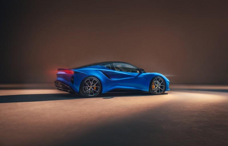 Lotus-Emira-Rear-3qtr-2 Auto Class Magazine
