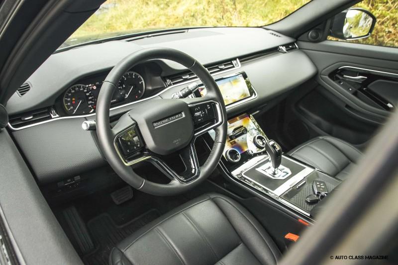 Range Rover Evoque Auto Class Magazine _001