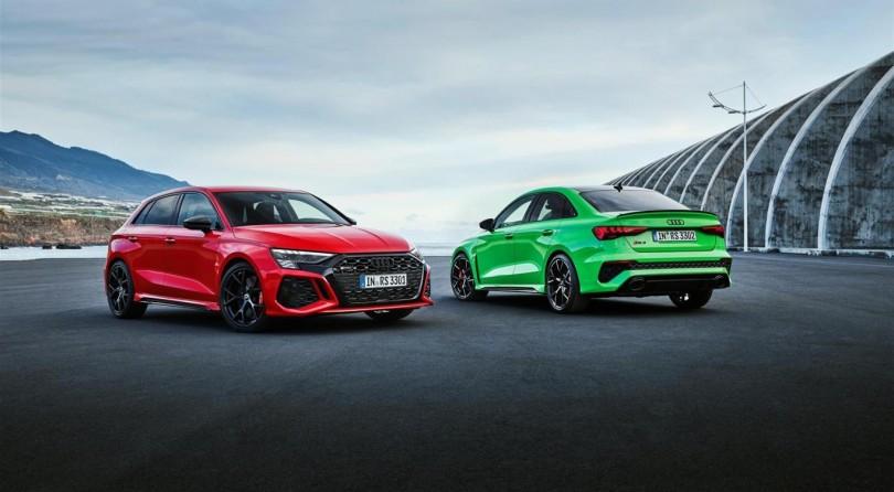 Audi RS3 | News