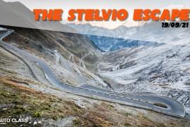 THE STELVIO ESCAPE 2021