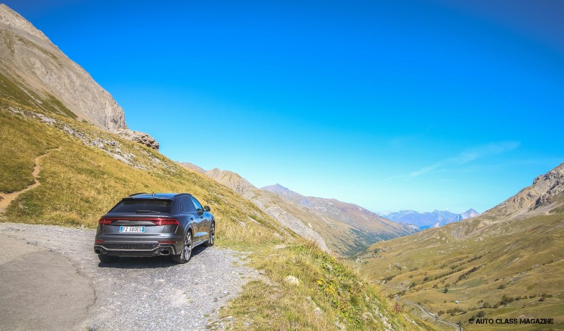 Audi RS Q8 Auto Class Magazine Alpinist _011