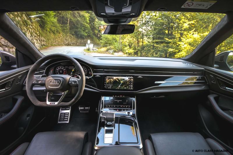 Audi RS Q8 Auto Class Magazine Alpinist _020
