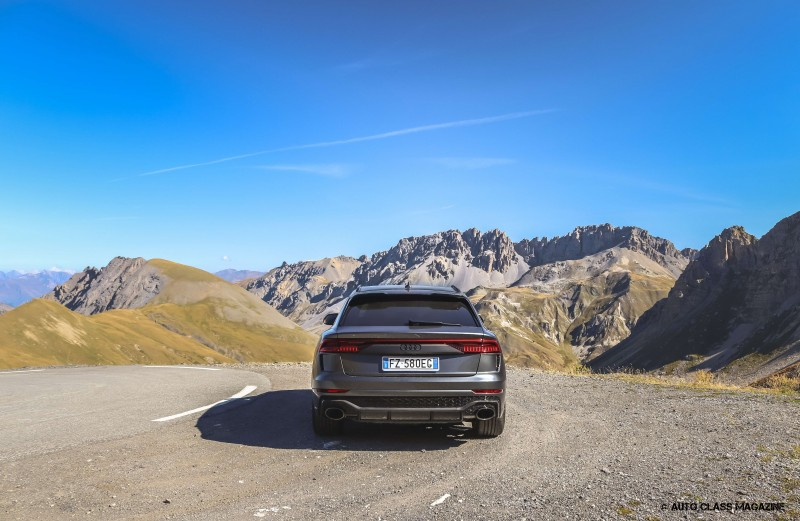 Audi RS Q8 Auto Class Magazine Alpinist _034