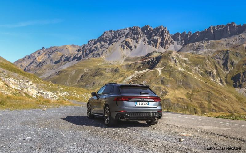 Audi RS Q8 Auto Class Magazine Alpinist _039