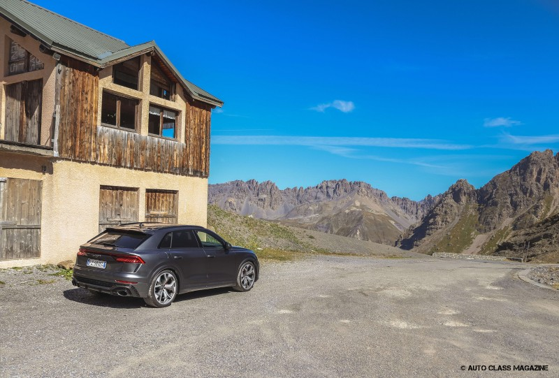 Audi RS Q8 Auto Class Magazine Alpinist _054