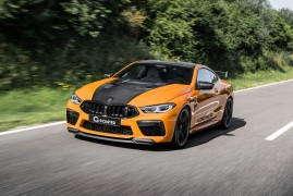 G-Power G8M Hurricane: Up To 900 Hp And 1,050 Nm In The BMW M8