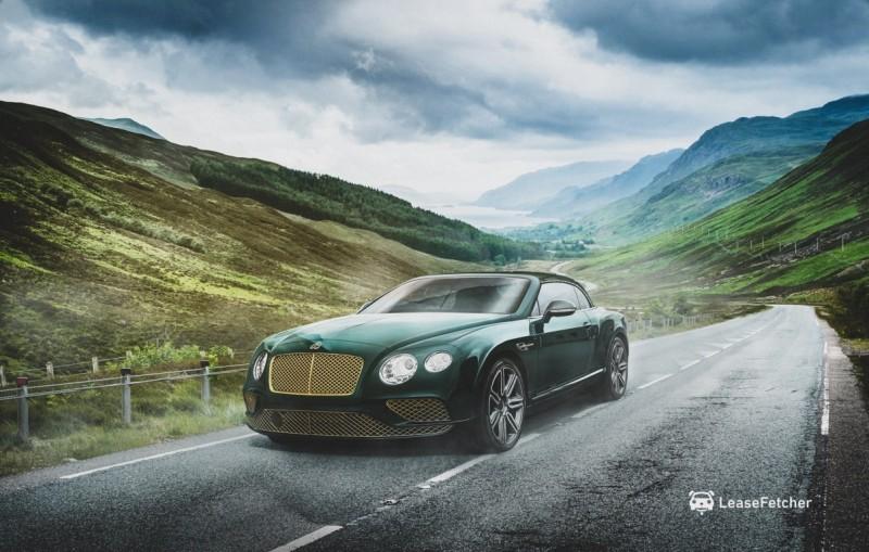 Glen Docherty - Bentley Breitling copy Auto Class Magazine