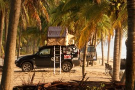 Overlanding: Experiencing Beauty On The Road