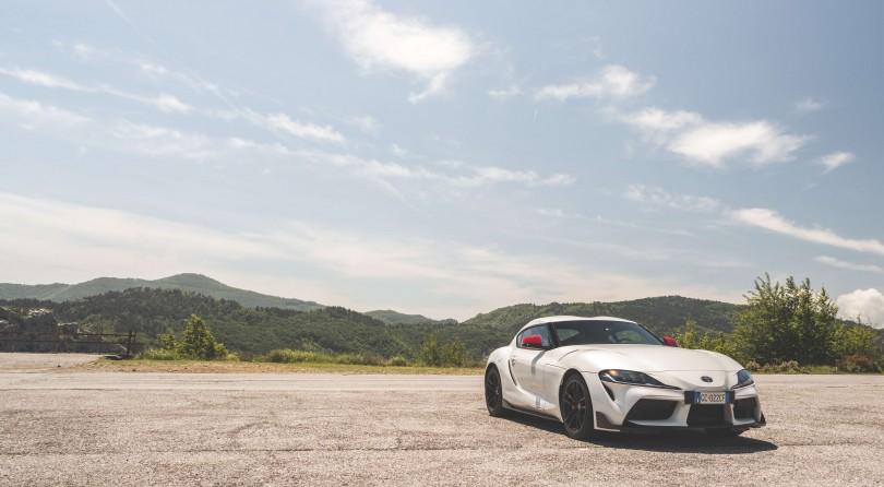 Toyota GR Supra   Test Drive
