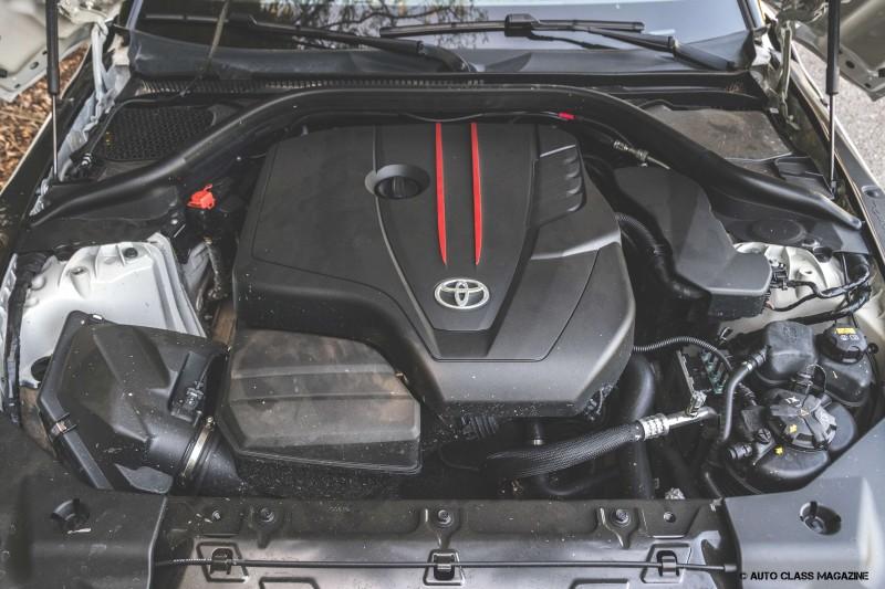 Toyota GR Supra Auto Class Magazine _026