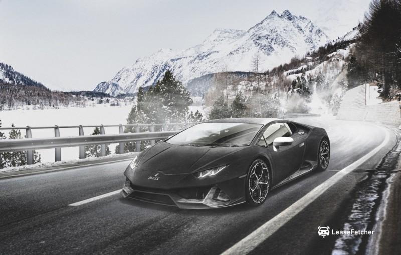 Val Bregaglia - Lambo X Rolex copy Auto Class Magazine