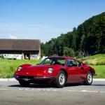 1971-Ferrari-Dino-246-GT-_0 Auto Class Magazine RM Sothebys St Moritz 2021