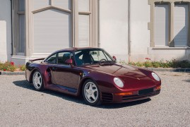 RM Sotheby's Offering Exciting Instant Classics | Auction 17/09 – St Moritz
