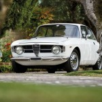 Alfa Romeo Giulia GT Junior wannenes milano autoclassica 2021 Auto Class Magazine