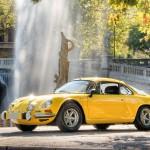 Alpine A110 wannenes milano autoclassica 2021 Auto Class Magazine
