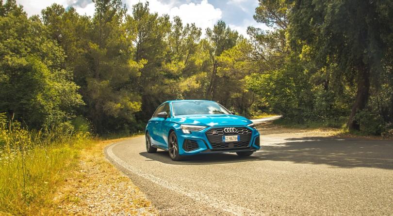 Audi S3   Test Drive