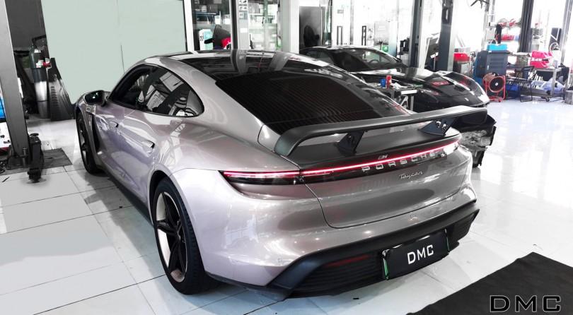 "Introducing The Brand New DMC Porsche Taycan ""Extrem"""