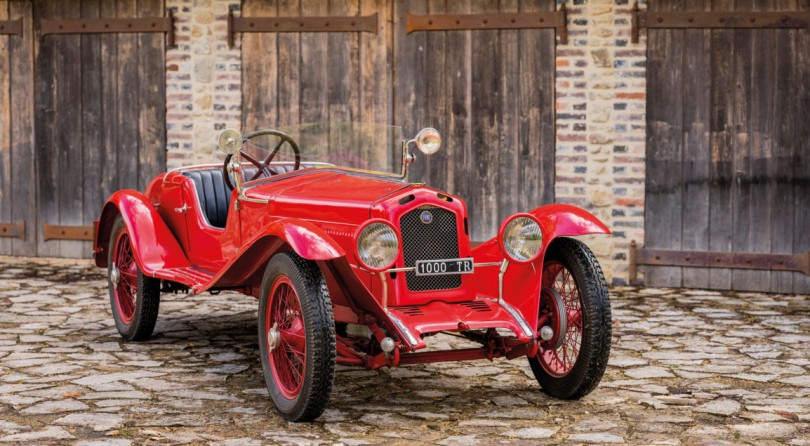 Wannenes' Special Classic & Sports Cars Auction to be held at Milano AutoClassica on October 2nd