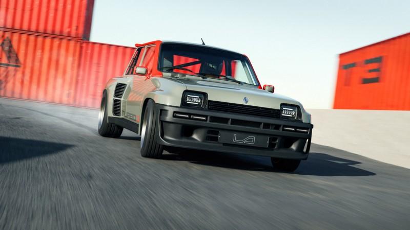 Legende Turbo 3 7 Auto Class Magazine