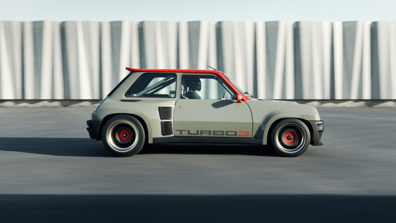 Legende Turbo 3 8 Auto Class Magazine