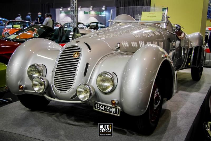 Sabato 1600-38 Auto Class Magazine Auto Moto d'epoca Padova 2021
