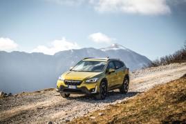 Subaru XV e-Boxer | Test Drive