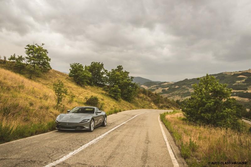 Ferrari Roma Auto Class Magazine _029