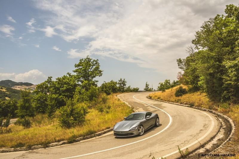 Ferrari Roma Auto Class Magazine _044