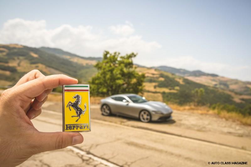 Ferrari Roma Auto Class Magazine _045